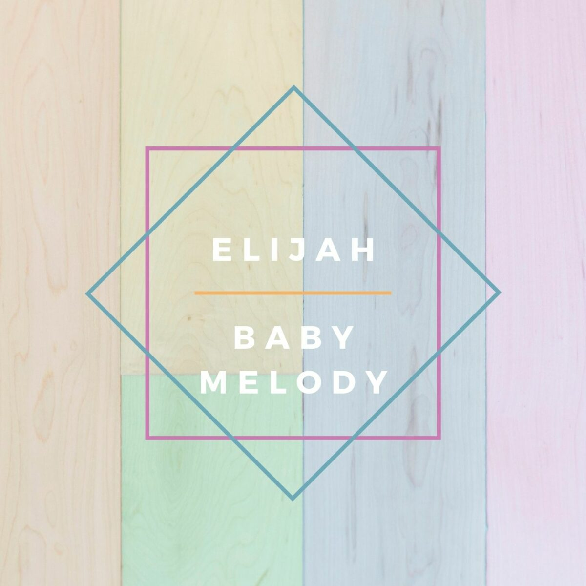 Elijah Artwork