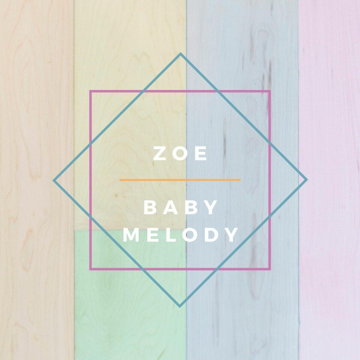 Zoe Artwork